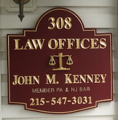John M. Kenney - Law Offices